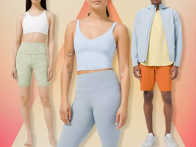 10 Lululemon Items We're Obsessed With This Month