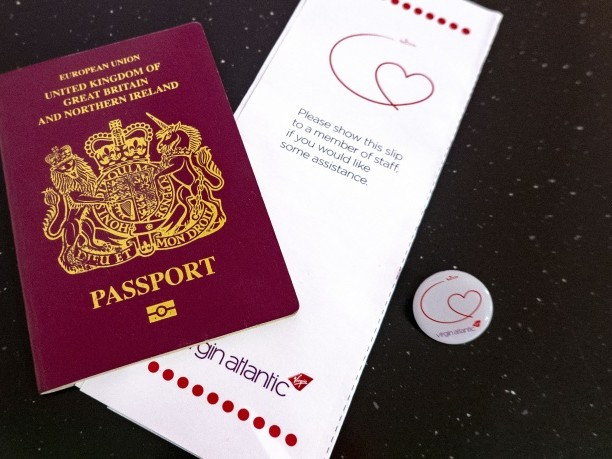 News: Virgin Atlantic launches hidden disabilities scheme