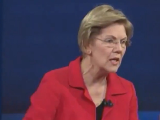 Warren says the Green New Deal doesn't go 'far enough'