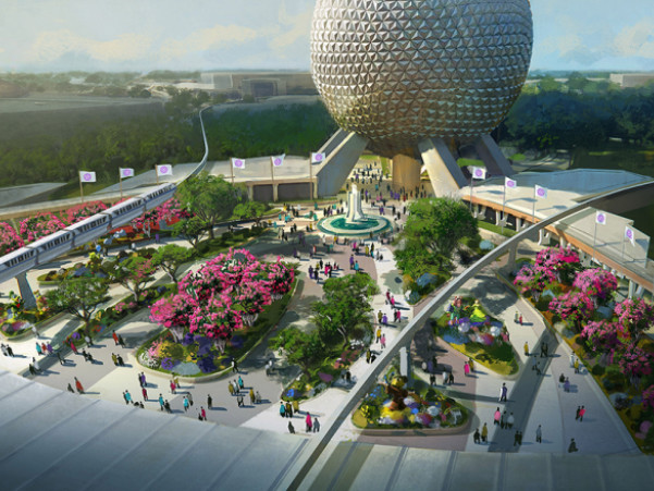 Disney Parks to Showcase Epcot, Marvel, Merchandise, and More at D23 Expo 2019