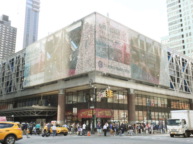 Port Authority reveals options to overhaul Times Square bus terminal