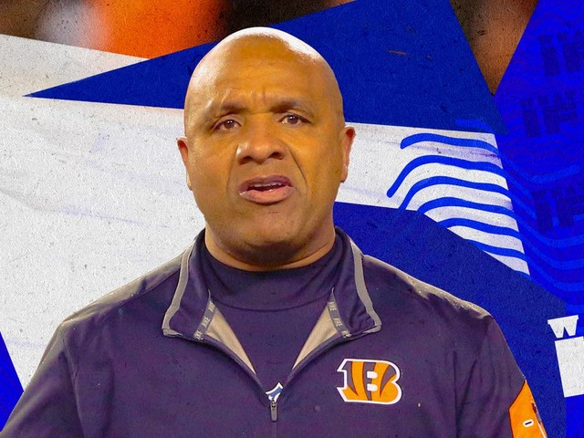 The Bengals could've fired Marvin Lewis a year earlier and changed ... the Browns?