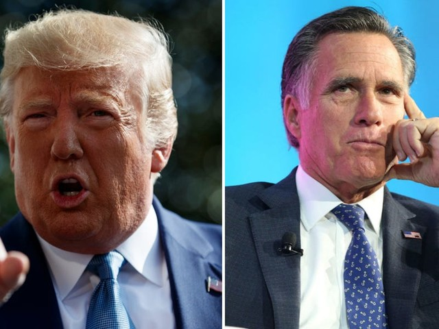 Trump is ready to take revenge and make Mitt Romney's life a living hell after the Utah senator voted for the president's removal