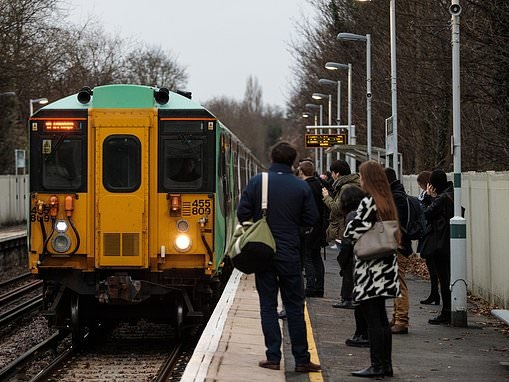 Rail commuters face £100 hike in season ticket prices under fare increases