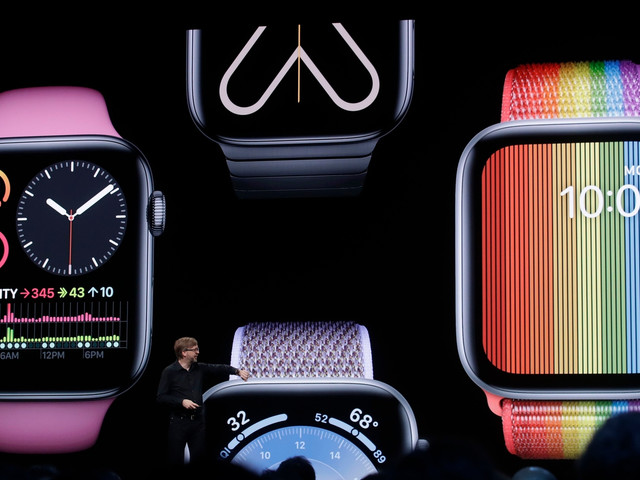 An Apple insider with a stellar track record just leaked Apple Watch Series 5 details