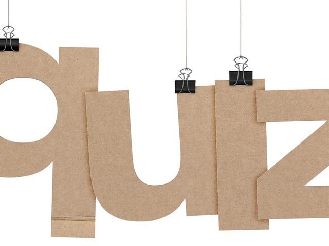 Weekly Health Quiz: Spices, Fluoride and Nurdles