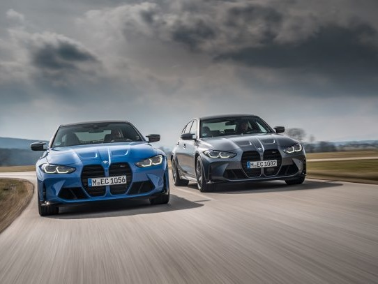 2021 BMW M3 and M4 Competition xDrives Arrive Soon