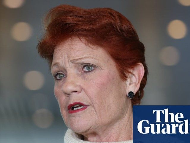 Today show dumps Pauline Hanson for 'divisive' remarks about Melbourne public housing residents