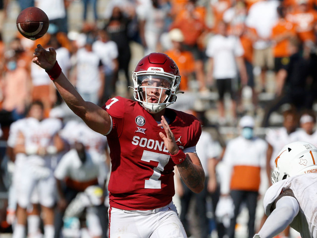 Why it's wise not to bet yet on Spencer Rattler for Heisman Trophy