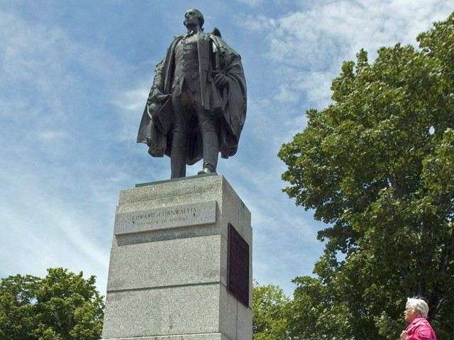 Halifax's Cornwallis Statue Decision 'Has To Be Resolved': Mayor