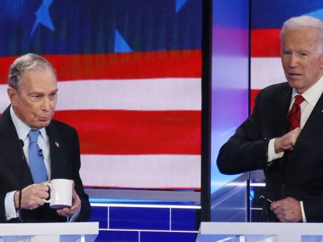 Fact-checkers rip Bloomberg and Biden for false claims regarding Trump's handling of coronavirus