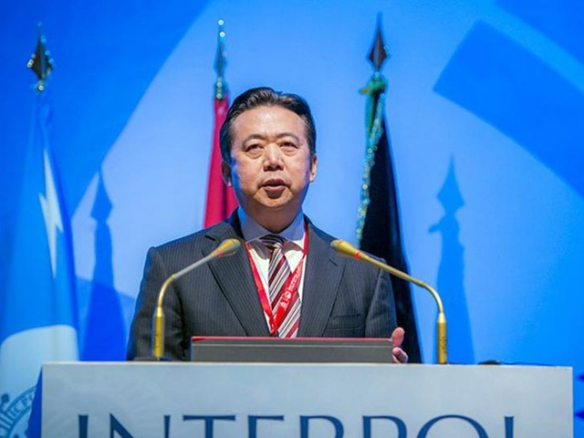 Former Interpol President Meng Hongwei pleads guilty to taking $2M in bribes