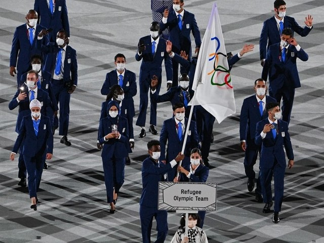 Tokyo Olympics Opening Ceremony Live: Indian Contingent Enters Stadium