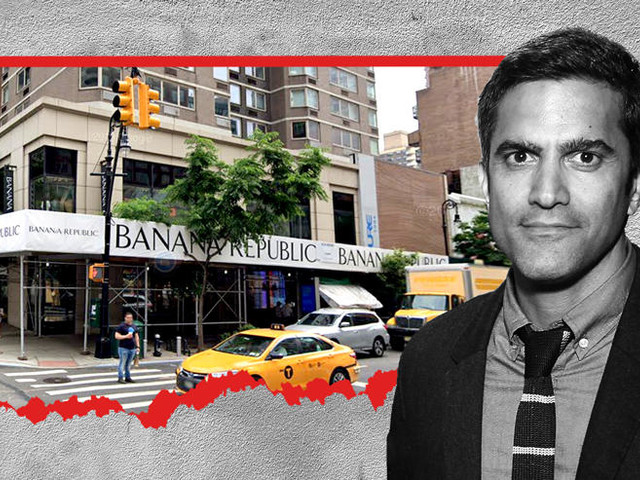 Banana Republic to close Upper East Side store