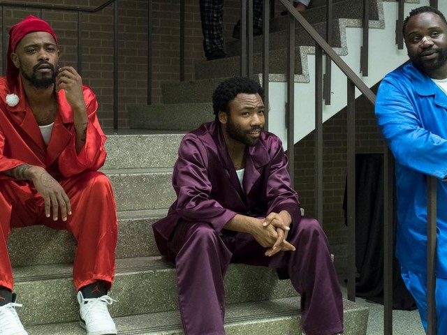 Critic's Notebook: 'Atlanta' Skips a Grade