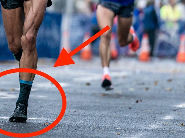 Nike's controversial Vaporfly shoes make runners faster — so runners sponsored by other brands are blacking them out to wear in secret