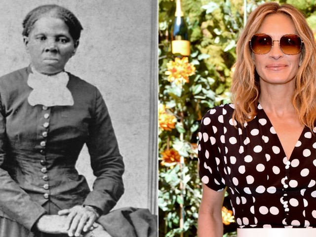 It's Not a Joke: Harriet Writer Says Studio Exec Wanted Julia Roberts to Play Abolitionist