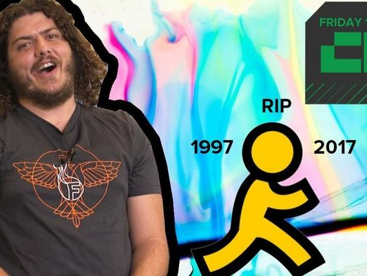 Crunch Report | AOL Instant Messenger Is Shutting Down
