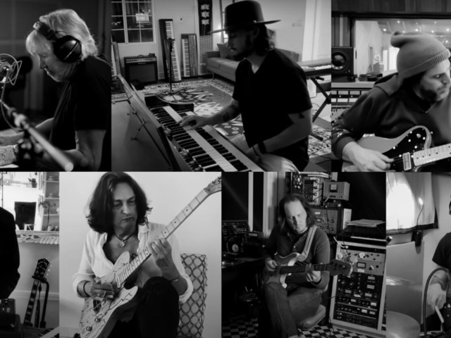 Roger Waters & Band Share 'The Bravery Of Being Out Of Range' Isolation Video
