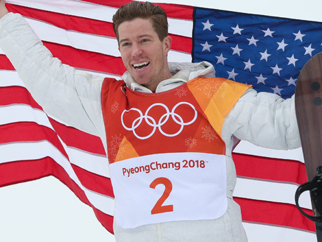 5 Things: Shaun White Is Golden Once More, Young Stars Shine In Snowboarding