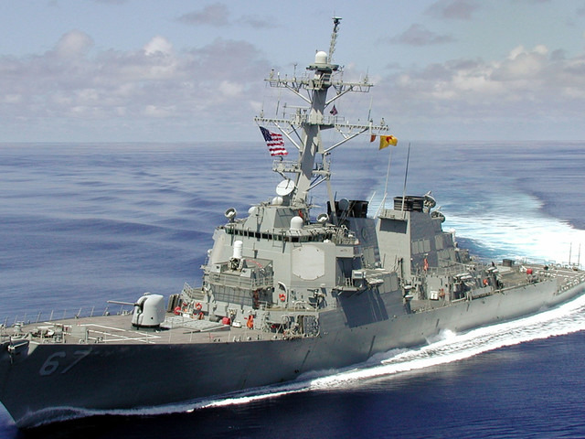 Militant Suspected Of USS Cole Bombing Is Killed In U.S. Airstrike, Trump Says