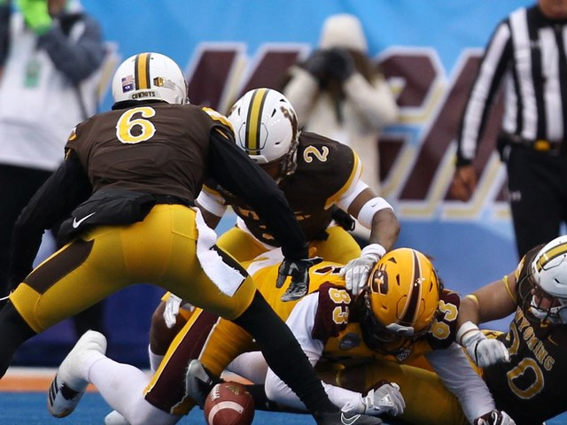 For a moment, let's celebrate the Wyoming unit that was actually good in 2017