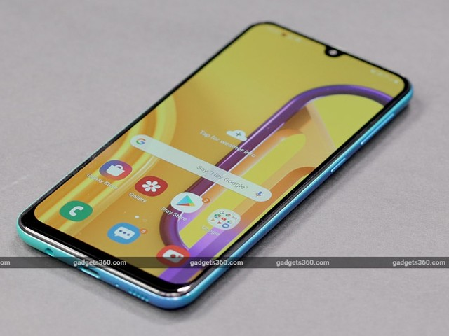 Samsung Galaxy M30s Reportedly Gets March Android Security Update in India