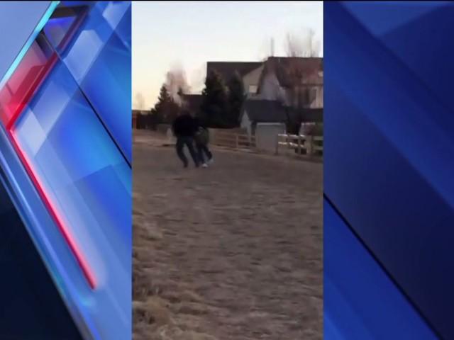 Video shows man chasing Aurora 7th grader, throwing him to ground