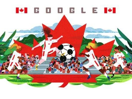 Google honors more teams, interviews artists with World Cup Doodles