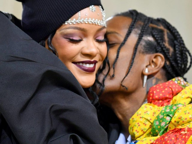 Rihanna Shares the Story Behind Her and A$AP Rocky's Met Gala Looks