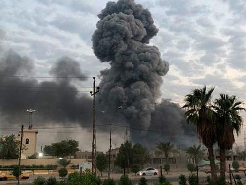 US Officials Confirm Israel Behind Unprecedented Airstrikes On Iraq
