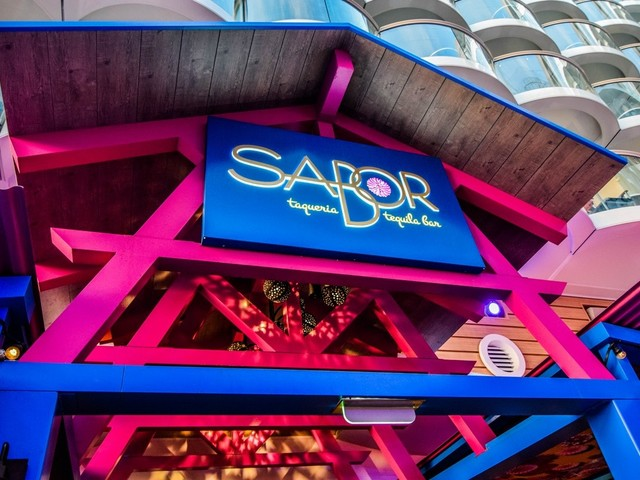 Review: Sabor Taqueria & Tequila Bar on Harmony of the Seas