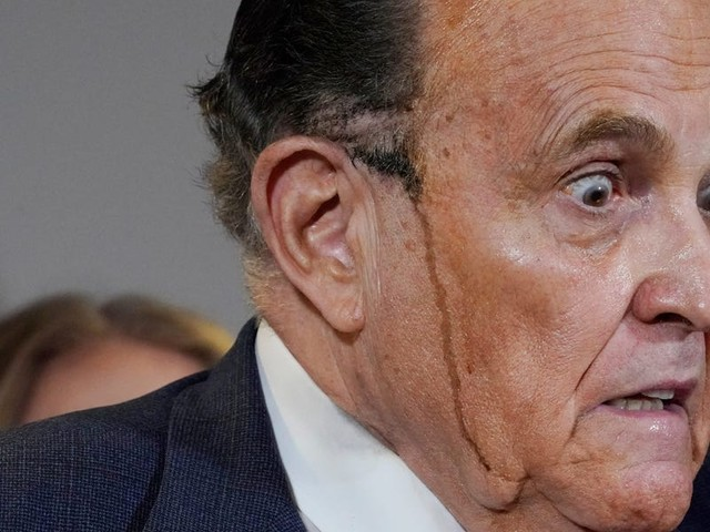 The FBI reportedly warned Giuliani in 2019 that Russia was using him as a tool to spread disinformation before the election