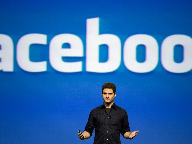 Facebook co-founder and Asana CEO Dustin Moskovitz seems to be glad he's not involved in the social networking business anymore (FB)
