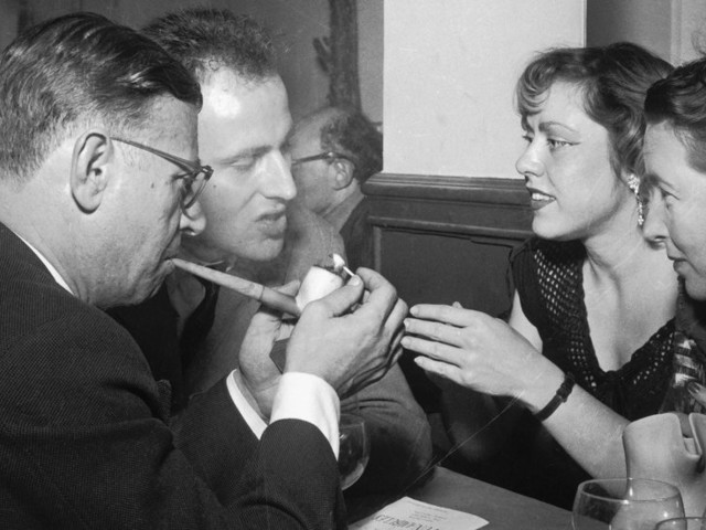 Nonfiction: Eavesdropping on Beauvoir, Sartre and Their Circle of Friends