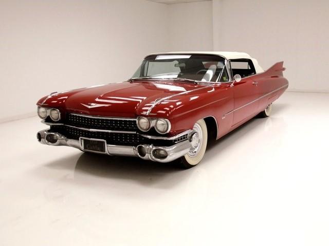 1959 Cadillac Series--62 Convertible