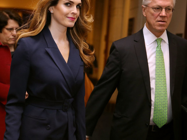 White House told Hope Hicks, Annie Donaldson to refuse to comply with congressional subpoena