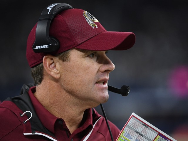 Jay Gruden taking all the blame for Redskins' woes sounds familiar