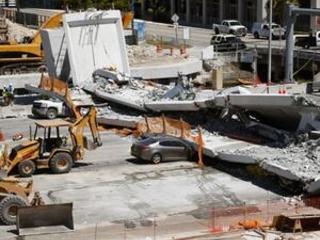 OSHA: Street should have closed before Miami bridge collapse