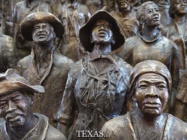 Juneteenth and the memorial to black history in Texas