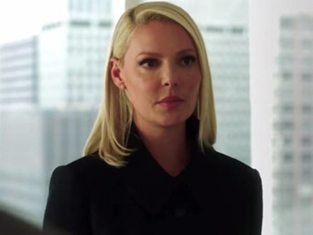 Katherine Heigl Cast as Lead in CBS Comedy Pilot Our House