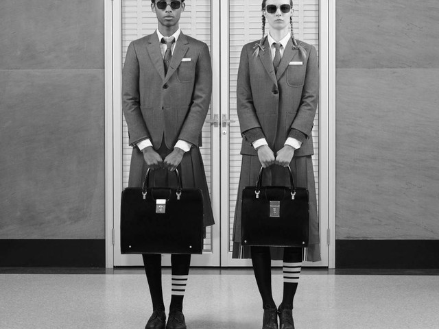 Thom Browne tells emerging designers that creativity is their most valuable asset