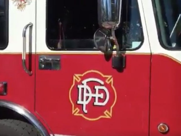 Firefighters Rescue Elderly Woman Sleeping Inside Burning West Dallas Home