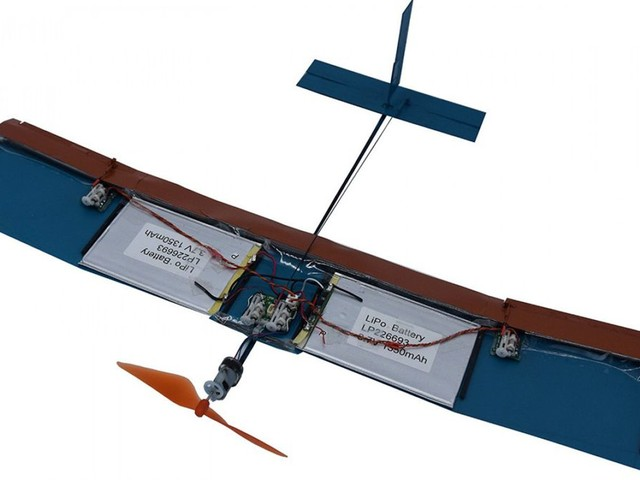 Bird-Like Wings Could Help Drones Fly For Longer Periods Of Time