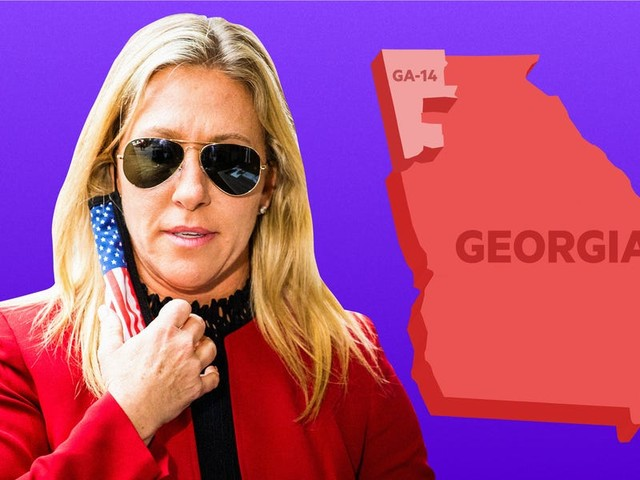 How a wealthy businesswoman moved to a depressed, rural corner of Georgia, won over its voters, and got them to send her to Congress