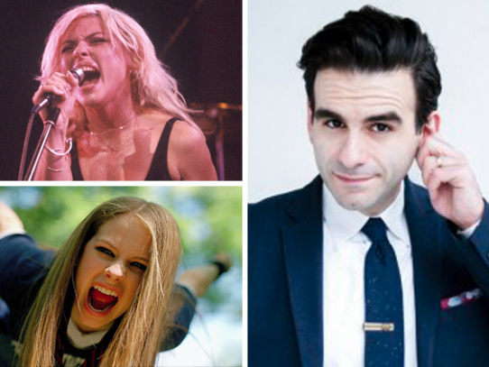 'Be More Chill's Joe Iconis Developing 'Punk Rock Girl' Musical Featuring Blondie, Avril Lavigne, Pat Benatar Hits