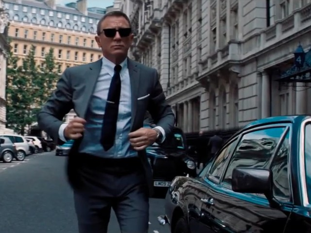 Daniel Craig Suits Up One Last Time as James Bond in the Teaser For No Time to Die