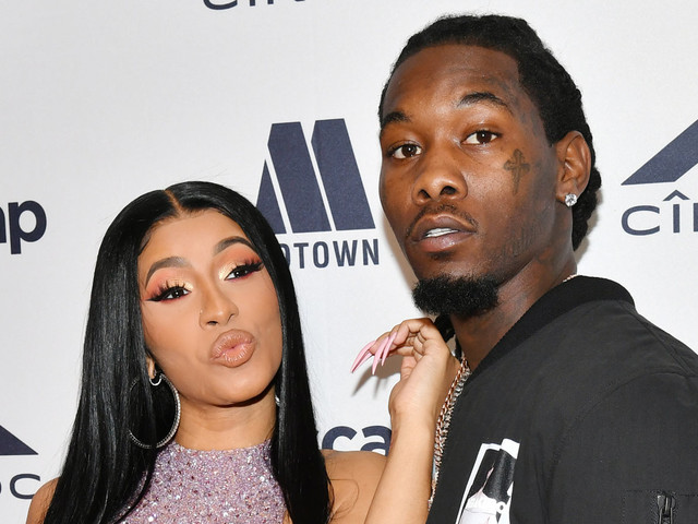 Cardi B Celebrates Two Years of Marriage with Husband Offset!