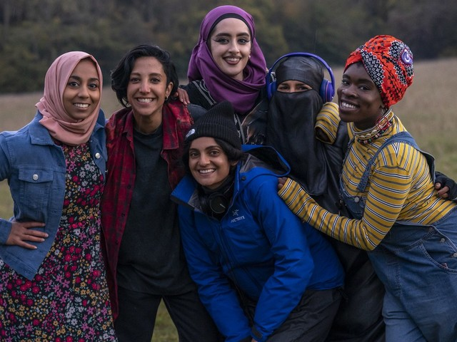 For 'We Are Lady Parts,' Nida Manzoor wanted to show Muslim women 'in a joyful light'