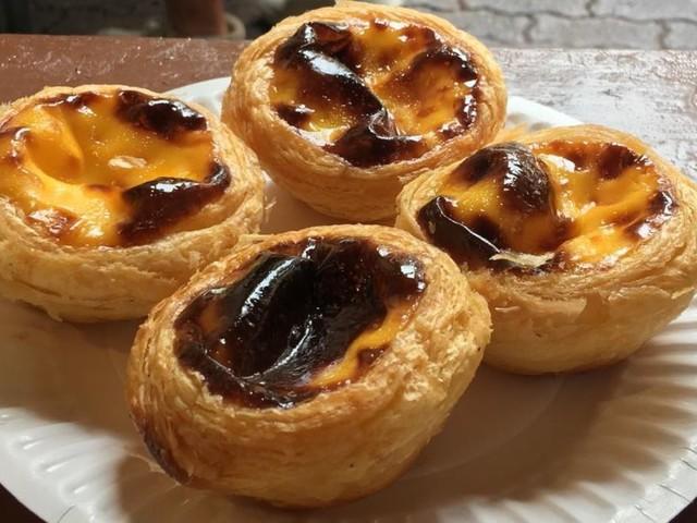 The secret behind Macao's most famous dessert